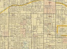 Phoenix Arizona Zip Code Map by Old Phoenix Map Vintage Phoenix Arizona Map Print Antique