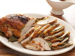 oz roasted turkey breast the chew recipes thanksgiving