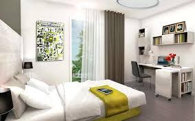 chambre etudiante decoration chambre etudiante logement actudiant t1 valenciennes1