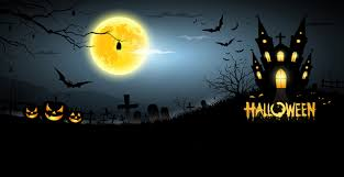 halloween background moon photos bats castles halloween moon night holidays