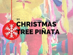 diy tree piñata macayo s mexican restaurants