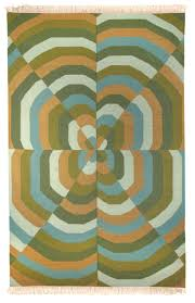 Green Modern Rug Angela Custom Rug Collection Modern Rug Designs