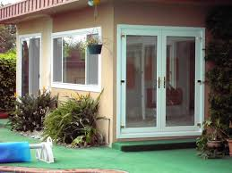 patio doors how much does itost toonvert window french glass