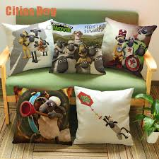 aliexpress com buy cartoon anime decorative pillows cushion