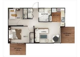 Studio Apartment Design Plans 98 Best Departamentos Dos Ambientes Images On Pinterest Small