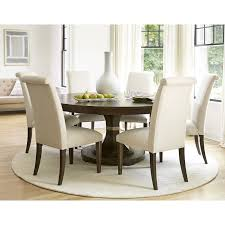 5 pc round pedestal dining table round pedestal dining table set modern small room decoration using