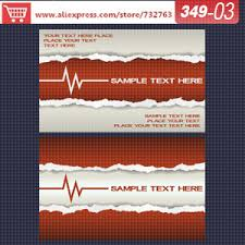 aliexpress com buy 0349 03 business card template for vertical