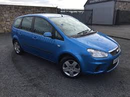 2008 58 ford c max 1 6 style 5 door m p v only 2 keepers july