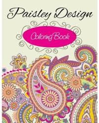 shopping deals on paisley designs coloring book