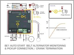 awesome generator auto start circuit diagram genset controller