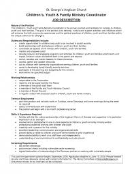 Pastor Resume Sample by Youth Resume Samples For Teenagers First Job Free Images Generic