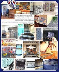 kitchen backsplash decals deco tile sticker for kitchen and bathroom