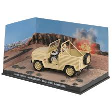 land rover truck james bond land rover lightweight the living daylights model cars hobbydb