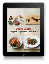 application recettes de cuisine cuisine visuelle simple rapide et délicieux pour iphone