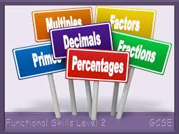 factors multiples primes and fraction decimal percentage