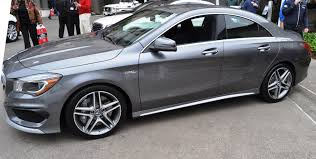 mercedes cla45 amg track drive review 2015 mercedes cla45 amg at road america