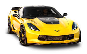 yellow corvette yellow corvette transparent png stickpng