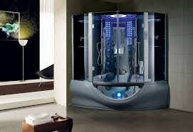 Bath Shower Combination Steam Shower Bathtub Combo Icsdri Org