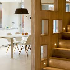 Interior Stairs Design In Duplex Apartments Two Story Apartment Interior Design Duplex Transformation Project