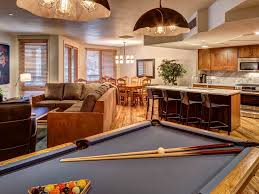 Pool Table In Living Room Ski In Out 3 Br Luxury Condo On St Homeaway Town