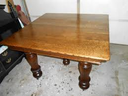 Antique Dining Room Table Styles Antique Dining Table Styles Trends And White Quartersawn Oak