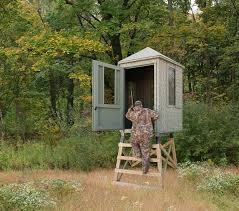 How To Build Hunting Blind Hunting Blind
