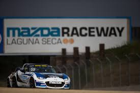 Jeremy Barnes Mazda Mazda Extends Partnership Agreement For Mazda Raceway Laguna Seca