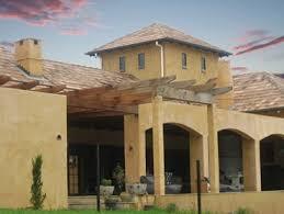 visum range of slate style terracotta roof tiles by bristile