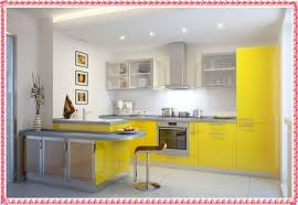 Kitchen Yellow Walls - kitchen cabinets color combination kenangorgun com