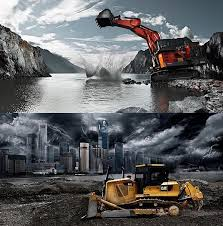 Heavy Equipment Memes - these graphics on these machines are amazing credit to http