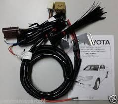 toyota hilux driving light wiring harness workmate sr sr5 genuine