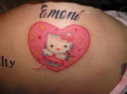 8 hello kitty tattoo design entertainmentmesh