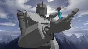 the iron giant the iron giant 3d warehouse
