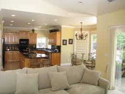 kitchen family room floor plans crafty ideas house plans open kitchen family room 15 home act