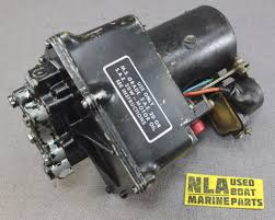 mercruiser pre alpha one mr power trim tilt pump motor reservoir