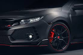 Honda Civic Type R Alloys For Sale Honda Previews Production U S Spec Civic Type R With Sharp New
