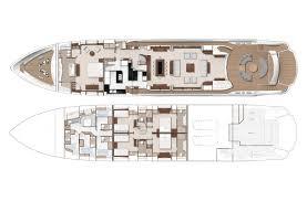 luxury yacht floor plans 2016 sunseeker 131 yacht for sale seattle boat company newport