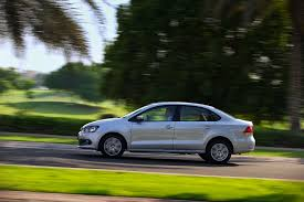 polo volkswagen sedan 2013 vw polo sedan motoring middle east car news reviews and