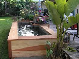 a simple koi pond design u2014 unique hardscape design