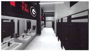 Stadium Bathrooms What U0027s New At Sanford Stadium In 2015 U2013 Field Street Forum