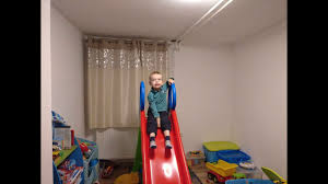 basement turned into a kid playroom youtube