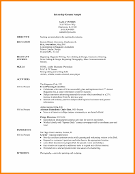 undergraduate resume sample sample resume for internship programs writing and editing services university student resume example resume examples and student resume slideshare