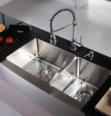 kraus pull out kitchen faucet kitchen faucet set kraususa com