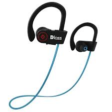 Discount Mpow Bluetooth Headphones Waterproof Ipx7 Wireless Earbuds Sport Richer Bass Hifi Stereo In Ear Earphones W Mic Case 7 9 Hrs For Running Workout Noise Cancelling Headsets Red Outside Amazon Com Dlass Wireless Headphones Sports Bluetooth Earphones