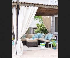 Outdoor Curtains Lowes Designs Bright Idea Outdoor Curtains Lowes Designs Curtains