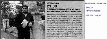 Canto a Extremadura Javier Feijoo - JAVIER%20feijoo