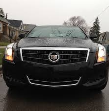 cadillac ats headlights 2013 cadillac ats loaded with tech not your s caddy