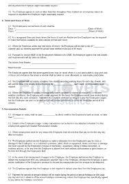 part time employment contract u0026 agreement employers assistance nz