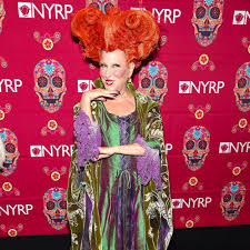 Bette Midler Hocus Pocus Halloween Costume 2016 Popsugar