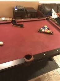 Imperial Pool Table by Imperial International Pool Table 7 5 Ebay